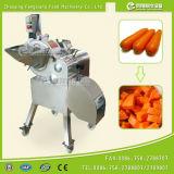 Cubos vegetales de la fruta CD-800 que cortan la máquina en cuadritos para la cocina central usar
