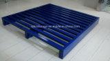 Pallet d'acciaio resistente rivestito personalizzato del metallo della polvere di memoria del magazzino