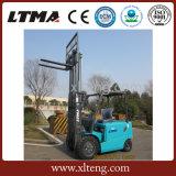 Qualität 3 Tonnen-elektrischer Gabelstapler mit Curtis-Controller