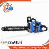 Professional Power Tool 58cc 2.6kw Scie à chaîne à essence
