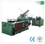 Prensa hidráulica de acero del metal del desecho resistente Y81t-500