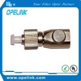 Adaptateur nu de fibre pour le câble de fibre optique