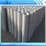 Rete metallica tessuta utilizzata nell'industria alimentare