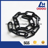 Revestimento plástico da liga G80 que chicoteia a corrente de ligação