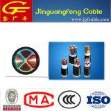 le faisceau Sta, PVC de 0.6/1kv Cu/Al a isolé le câble d'alimentation