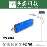 Batteria solare dell'indicatore luminoso di via di alto potere per il sistema solare del vento