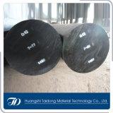 Barra de acero especial forjada caliente de herramienta de aleación del acero de herramienta del molde H13 H11 ESR