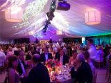 свод воздуха шатра венчания партии случаев цели алюминиевой структуры 15X20m Multi