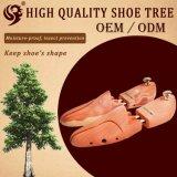 Garnitures intérieures normales de chaussure de tubes du cèdre deux de modèle, arbre de chaussure