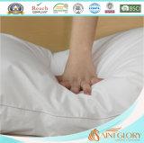 Di cotone del tessuto del poliestere di Microfibre cuscino di riempimento alternativo 100% giù