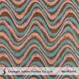 As telas indianas as mais atrasadas do laço de matéria têxtil (M3441)