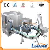 Lleno de llenado automático de la taponadora//Labeler líquido para la línea de embotellado