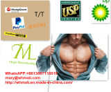 Белый кристаллический тестостерон Cypionate порошка стероидов для здания мышцы людей
