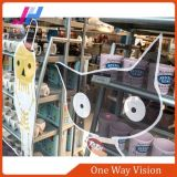 One Way Vision Vinyl Film para janela de carro