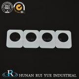99.5% Carcaça cerâmica do selo da alumina/placa cerâmica