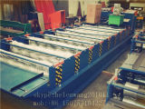 1035 vitrificou o rolo da telha do metal que dá forma à máquina