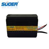 Suoer nuevo diseño 7A 8A cargador de batería de 6V / 12V automático cargador de batería (SON-10A +)
