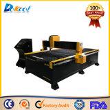 Máquina de estaca do plasma do CNC de China barato 1325/1530 de preço do cobre da porta do ferro do cortador 100A