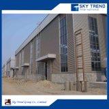 La construction économique de la structure en acier de construction préfabriqués
