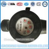 Multi Jet Dry Dial Nylon Plastique Mètre à eau froide Dn15-50mm