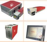 Machine Integrated d'inscription de laser de fibre du Tableau de fonctionnement 20W