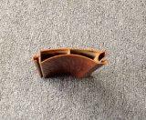 Il portello dell'otturatore del rullo di colore di legno/di alluminio rullo di alluminio in su il portello/il portello dell'otturatore rullo di alluminio