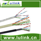 Cable de LAN del cable UTP de la red CAT6 CAT6