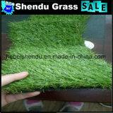 Kunstmatig Gazon 30mm van het Gras met Dubbele Steun