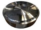 Bloc d'usinage de pièces de précision CNC