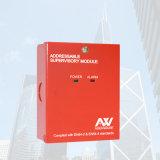 Módulo de supervisión direccionable la alarma de incendio de Aw-D111 Asenware