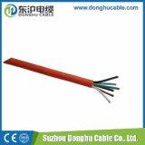 Верхний провод надувательства изолированный PVC красный электрический