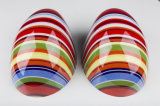 Cubierta de espejo lateral de reemplazo estilo color arco iris para Mini Cooper