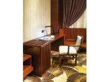 Walnuss-Hotel-Schlafzimmer-Möbel kundenspezifische hölzerne Königin-Schlafzimmer-Möbel