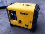 Nuovo tipo generatore diesel silenzioso di monofase 127V 60Hz 3000rpm