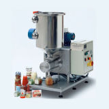 Polvo de la máquina de rellenar la máquina de etiquetado de Medicina de la especia