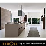 Europäischer Küche-Entwurfs-Glanz-Ende-Küche-Schrank Tivo-0177V