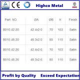Estremità superiore per il corrimano dell'acciaio inossidabile