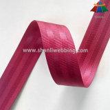1.5 Polegada Rose Red 5 Painel de tecido do cinto de Nylon