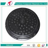 Fogna composita En124 D400 del coperchio di botola di colore nero SMC