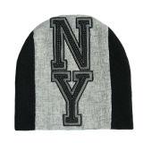 겨울에 의하여 줄무늬로 하는 뜨개질을 하는 모자 (JRK188)