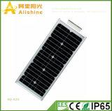 新しい25W 1つの太陽LEDライトの最もよい価格の工場からの保証5年のすべて