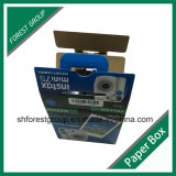 E flauta de papel corrugado caja de cartón de embalaje para la cámara
