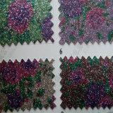 Цветочный дизайн Блестящие цветные лаки для пакета Hw-473 из натуральной кожи