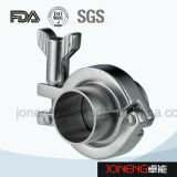Sola abrazadera del Pin Hyginic del acero inoxidable (JN-CL2009)