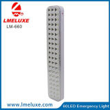 60PCS 재충전용 긴급 LED 빛