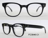 Het ovale Optische Frame van de Acetaat van Frames voor Dame met Eyewear (van Ce)