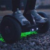 Rotella astuta due Hoverboard di Minirobot