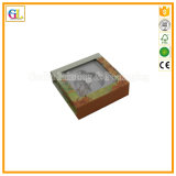 Customized Eco-Friendly Gold Hot-Stamping Hard Cardboard Gift Packaging Box
