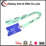 Изготовленный на заказ владельца карточки значка Sleeves/ID PVC/PU/Plastic