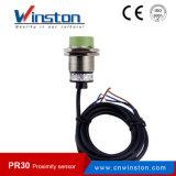 Pr30 nivelam o tipo sensor de proximidade da indutância de IP67 10mm